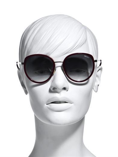 Kenzo Round-framed sunglasses