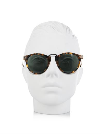 Karen Walker Eyewear Helter skelter sunglasses