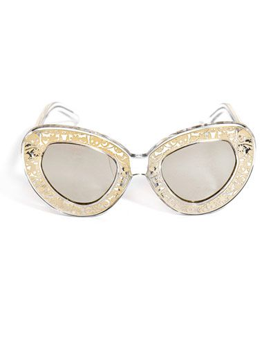Karen Walker Eyewear Intergalactic sunglasses
