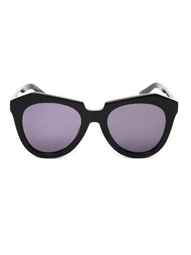 Karen Walker Eyewear Number One geometric sunglasses