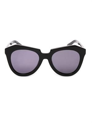 Number One geometric sunglasses