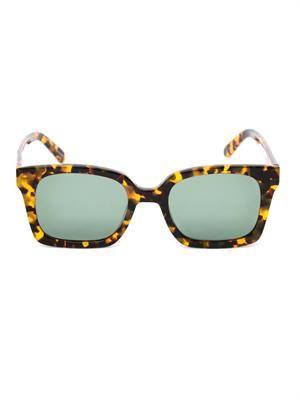 Praise Keeper tortoiseshell sunglasses