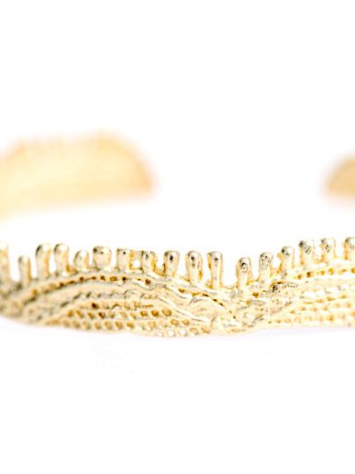 Lara Melchior Gold-plated bracelet