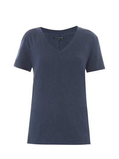 Rag & Bone Jackson V-neck T-shirt