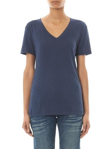 Rag & Bone Jackson V-neck T-shirt