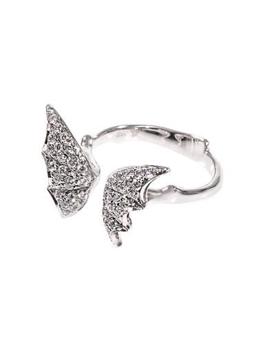 Stephen Webster Diamond & white gold Fly by Night ring