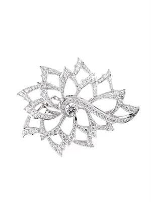 Diamond & gold Magnipheasant ring