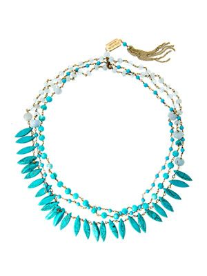Rosarietto turquoise necklace