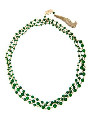 Rosarietto jade necklace