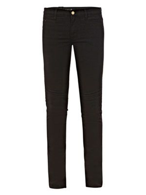 Oslo mid-rise long slim jeans