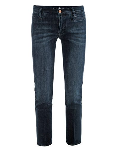 MiH Jeans Paris mid-rise skinny jeans
