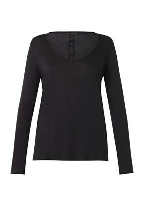 Hazleton long-sleeved T-shirt