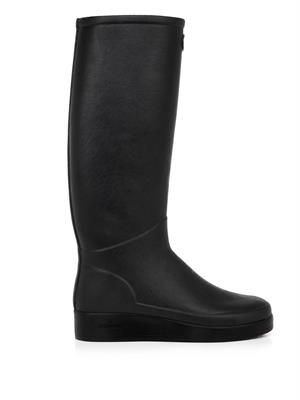 Paris rubber boots