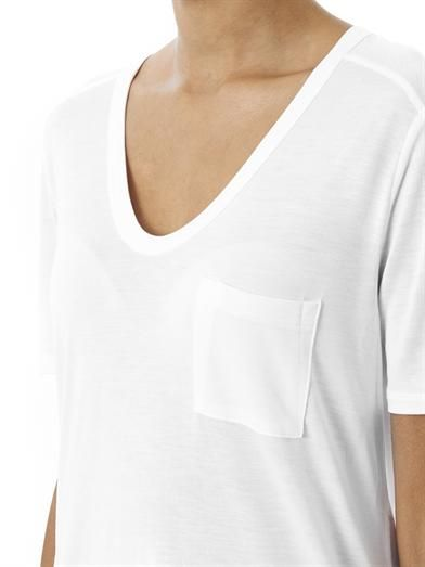 T by Alexander Wang Pocket T-shirt
