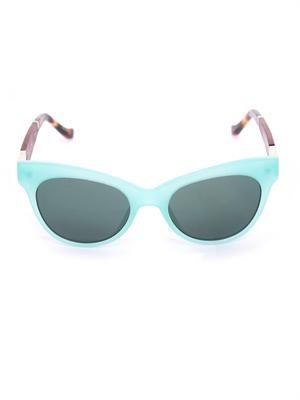 Poolside cat-eye sunglasses