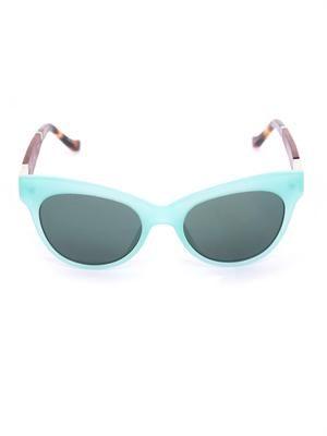 Poolside cat-eye sunglasses
