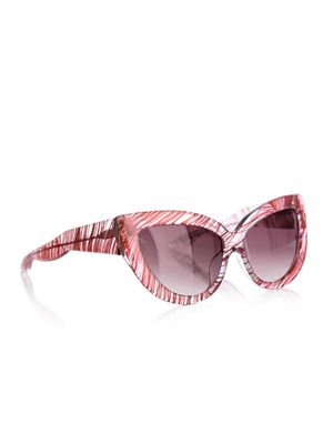 Feather sunglasses