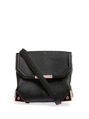 Marion small leather shoulder bag