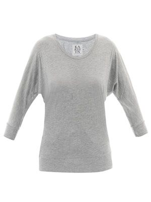 Batwing basic T-shirt