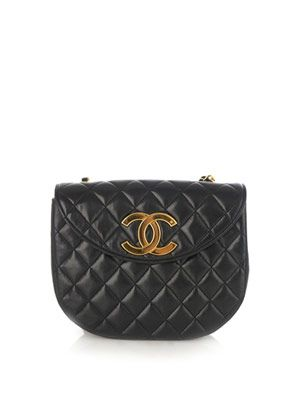 Oval quilted 2.55 bag
