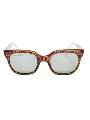 G11 wildcat square sunglasses