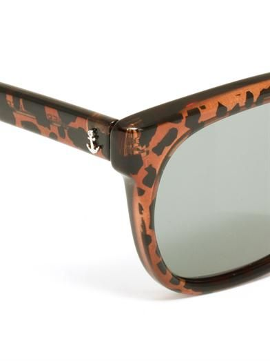 Sheriff&Cherry G11 wildcat square sunglasses