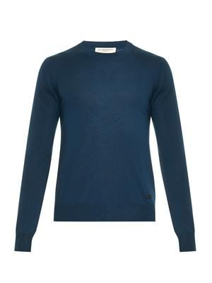 Lydden merino-wool sweater