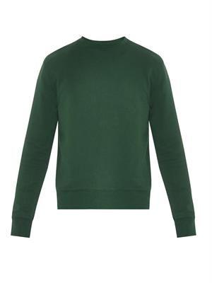 Casey crew-neck sweatshirt