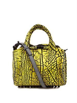 Rockie Sling leather cross-body bag