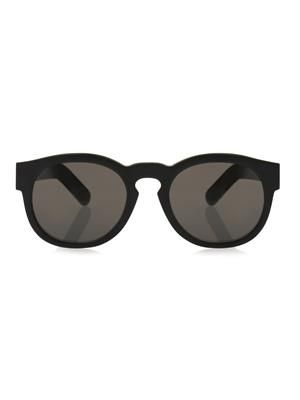 Gill round-framed sunglasses