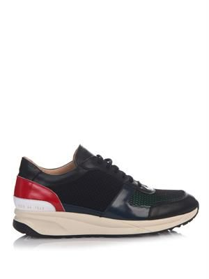X Common Projects trainers