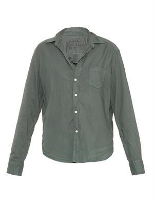 Barry cotton shirt