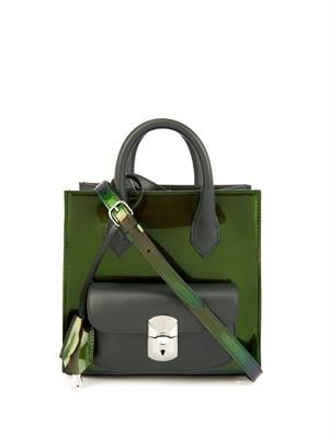 Padlock Mini  All Afternoon cross-body bag