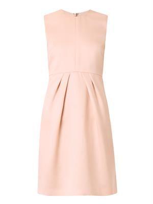 Sleeveless babydoll dress