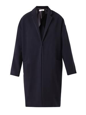 Martingale wool and cashmere-blend coat