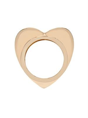 Yellow-gold All My Heart ring
