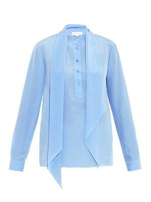 Blaine silk shirt
