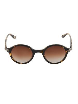 Frey round-framed sunglasses