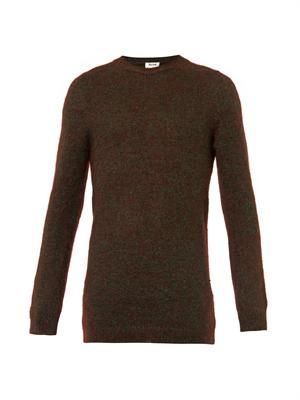 Costa Shine melange sweater