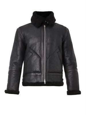Ian shearling jacket