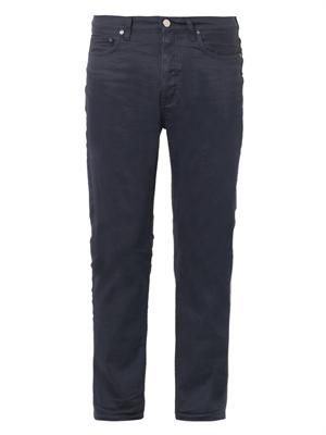 Town tapered-leg jeans