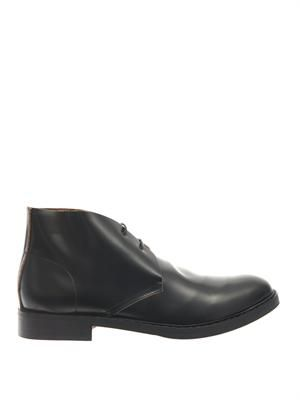 Pedro leather desert boots