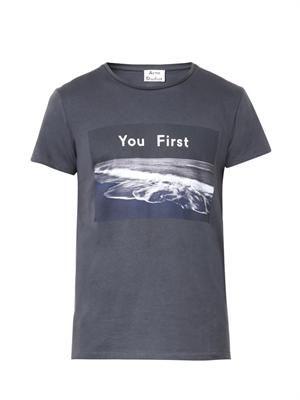 Standard Photo-print T-shirt