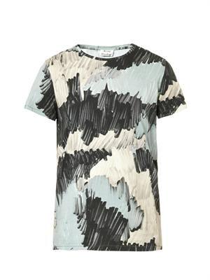Standard Marker-print T-shirt
