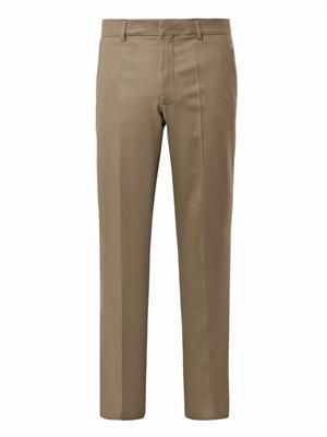 Calabria wool cashmere-blend trousers