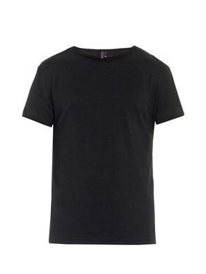 Fine merino-wool T-shirt