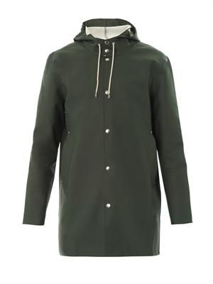 Stockholm double welded raincoat