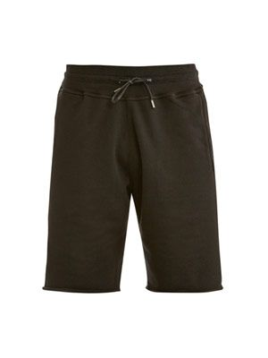 Hoyle cotton-jersey shorts