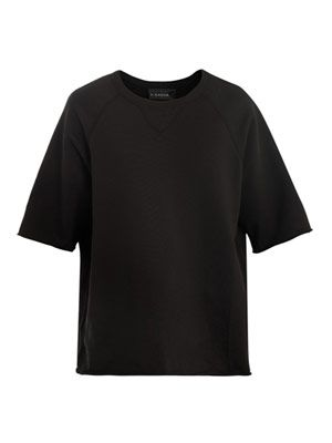 Russell short-sleeve sweat top