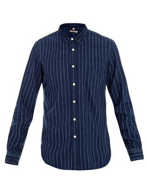 Wabash stripe shirt
